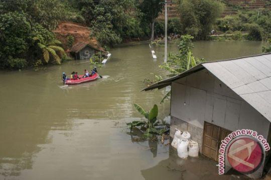 Desa pedalaman Sungai Lahei masih terendam banjir