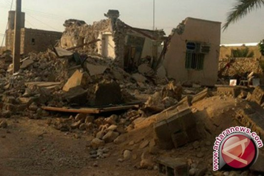 Gempa dengan magnitudo 5,3 guncang Irak