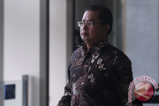 Wakil Bendahara Umum Golkar jenguk Setya Novanto