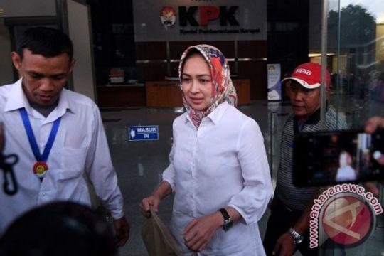 KPK minta keterangan Airin terkait penyelidikan dugaan korupsi baru