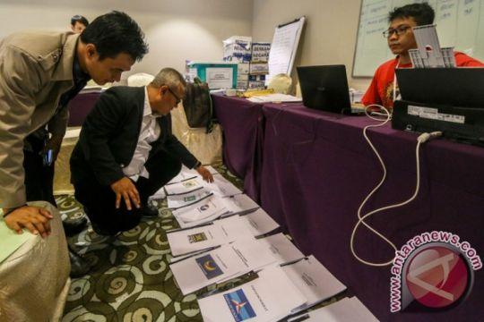 16 parpol siap berebut Jawa Barat pada Pemilu 2019
