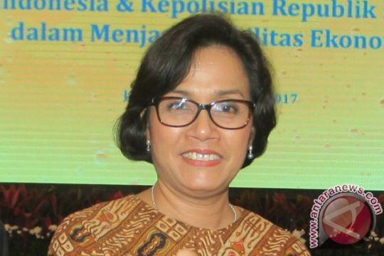 Sri Mulyani kagumi semangat berkompetisi Jokowi