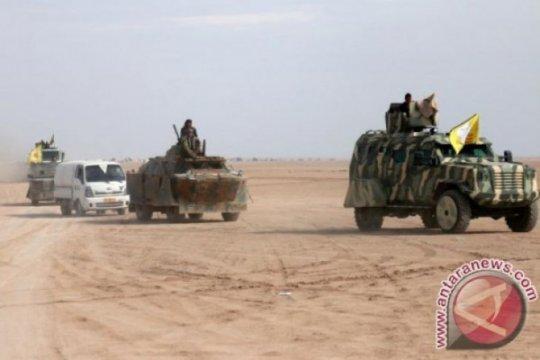 Sedikitnya satu bom mobil meledak di Raqqa Suriah