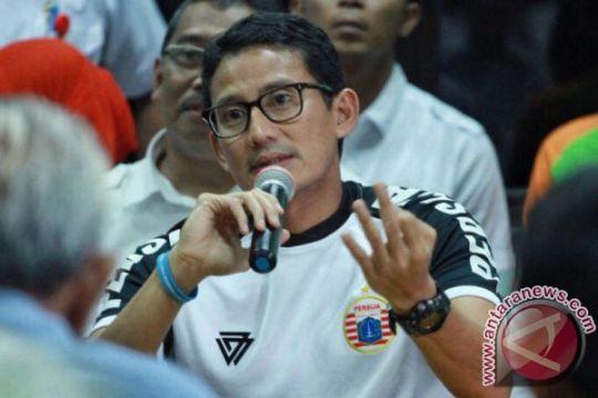 Sandiaga Uno-wali kota Bekasi bahas lapangan kerja
