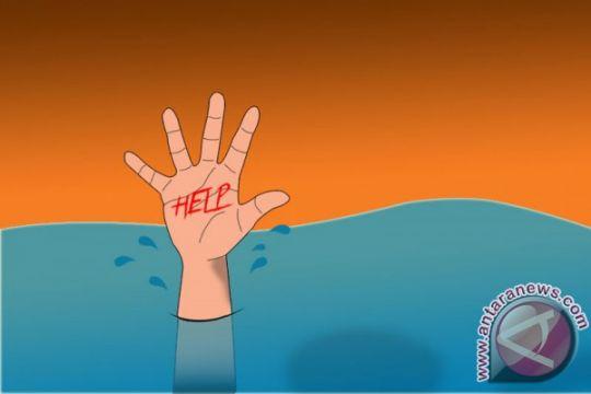 Pencarian wisatawan tenggelam di Sukabumi ditunda