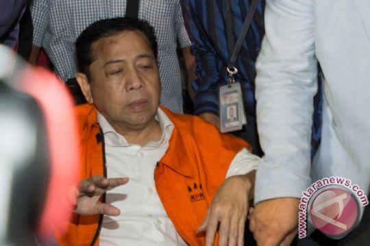 MKD segera bersikap pasca penahanan Novanto