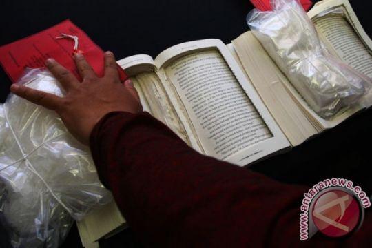 Polisi Dumai gagalkan penyelundupan 2 kilogram sabu-sabu