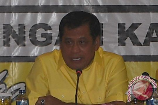 Golkar konsisten dukung Jokowi Capres 2019