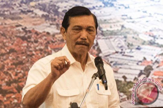 Luhut: Dana abadi Indonesia-UEA bisa untuk bangun ibu kota baru