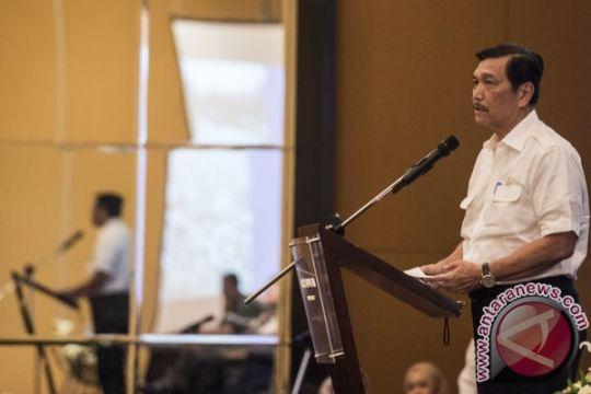 Menko Kemaritiman prioritaskan pembangunan jalan Pelabuhan Teluk Tapang