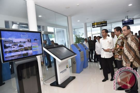 Artikel - Asa ombus-ombus di Bandara Silangit