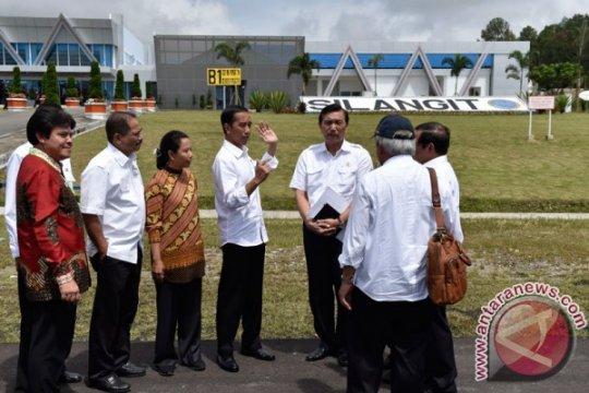 AP II akan memperluas Bandara Internasional Silangit, Sumatera Utara