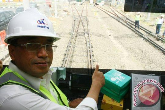Pemerintah ingin bangun jalur kereta api Medan-Toba