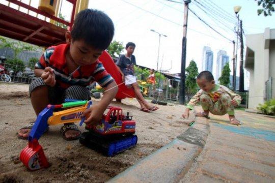 KPPPA fasilitasi 38 daerah bangun ruang bermain ramah anak