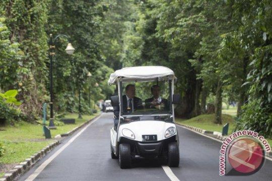 Pengunjung Kebun Raya Bogor capai 10.613 orang