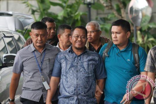 Politisi PAN dituntut penjara tujuh tahun gara-gara suap