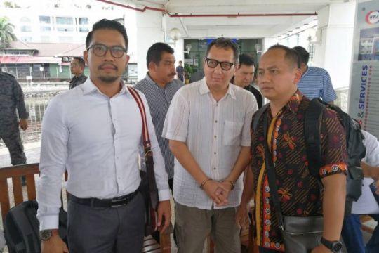Koruptor buronan dua miliar ditangkap di Johor