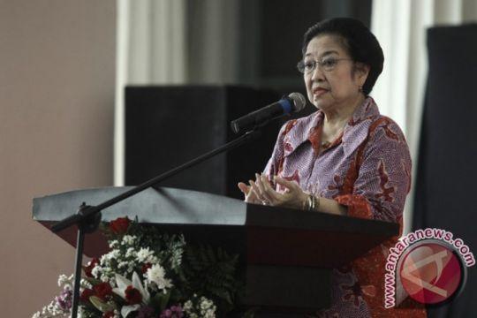 Megawati: Negara kuat jika Pancasila selalu diajarkan