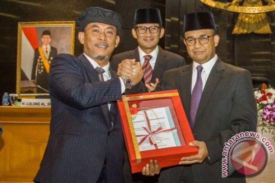 Pemprov DKI serahkan empat Raperda pada DPRD