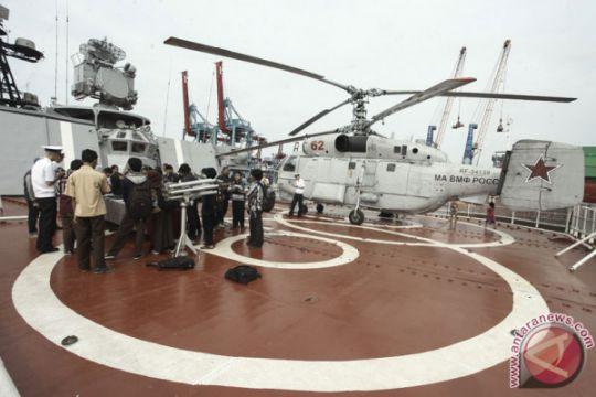 Kunjungan Kapal Perang Rusia