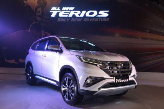 Daihatsu resmi luncurkan All New Terios