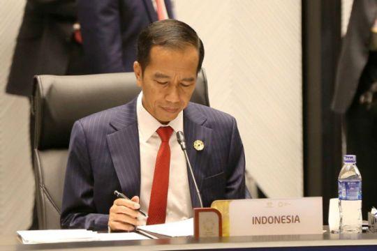 Jokowi serukan Korut patuhi resolusi PBB
