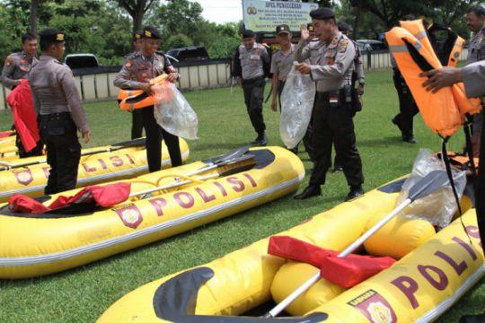 4.007 personel Polri siaga bantu penanganan bencana di daerah