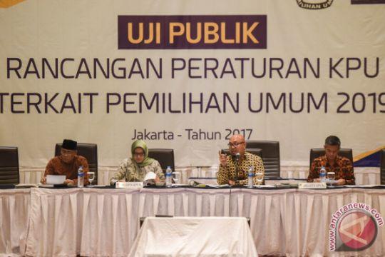 Uji Publik Rancangan Peraturan KPU