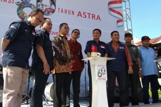 Wali kota Makassar-Astra resmikan Lorong Hijau dan Sehat