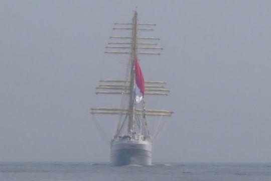 KRI Bima Suci lepas tali menuju Sail Sabang 2017
