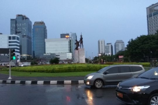 BMKG: waspada potensi hujan disertai kilat di Jabodetabek