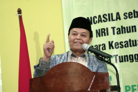 Wakil Ketua MPR : hindari situasi saling curiga