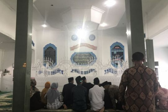 Presiden ziarahi makam pahlawan di Lombok Timur