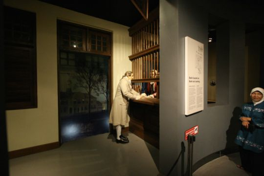 Museum Bank Indonesia kenalkan sejarah uang kepada masyarakat
