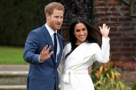 Meghan Markle senang Pangeran Harry berhenti merokok sebelum pernikahan