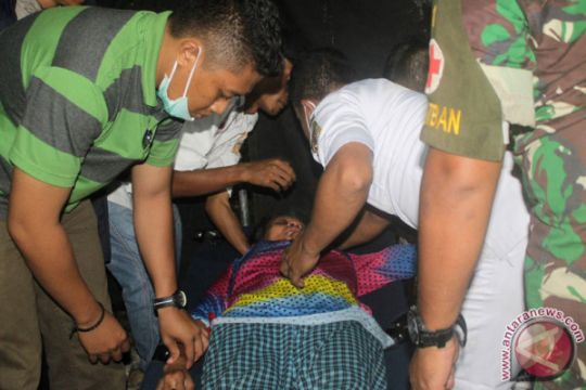 Evakuasi Warga Korban KKB