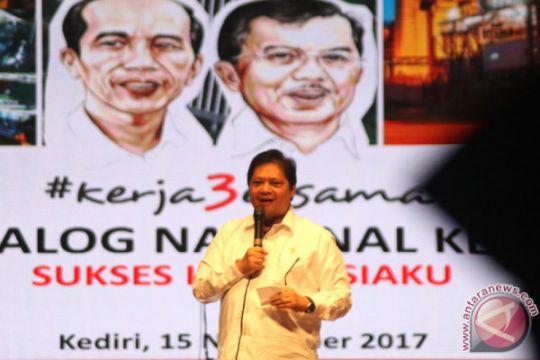 Idrus: banyak kader Golkar ingin gantikan Novanto