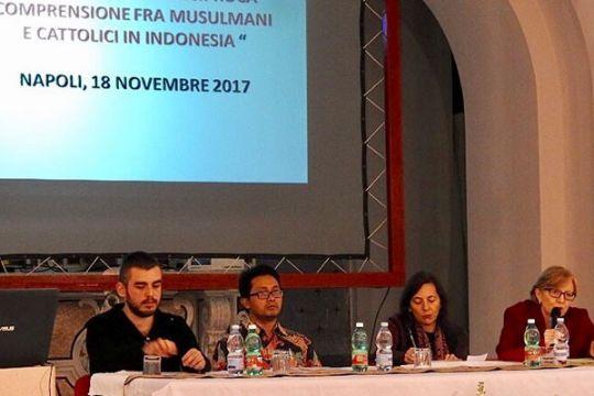 KBRI Vatikan gelar dialog antar agama di Napoli