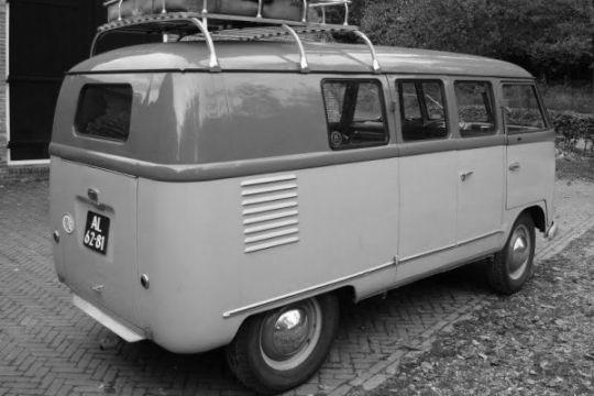 ANTARA Doeloe : Volkswagen pertama di Indonesia