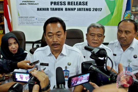 Kasus Narkotik Di Jawa Tengah