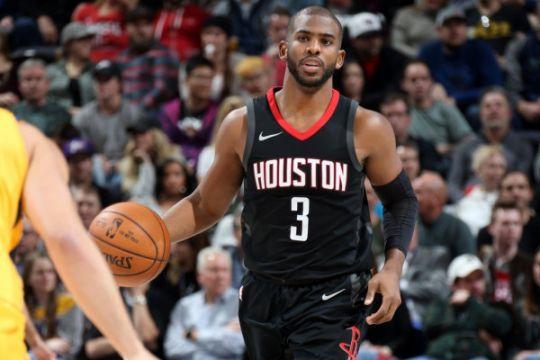 Rockets tundukkan Jazz, raih kemenangan kedelapan beruntun