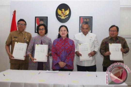 Penandatanganan SKB Empat Menteri
