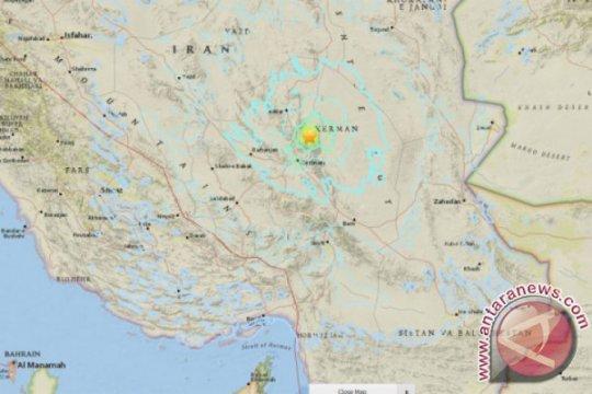 Gempa dengan magnitudo 4,2 melanda barat daya Iran