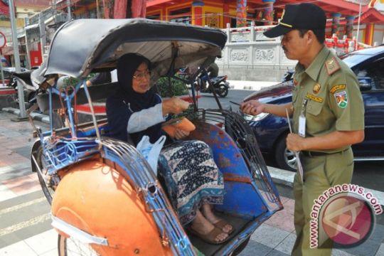 Empat WNA terjaring Operasi Yustisi di Surabaya