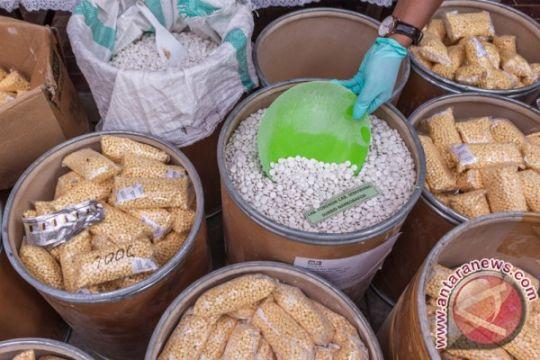 BNN sita 13 juta pil PCC di Semarang