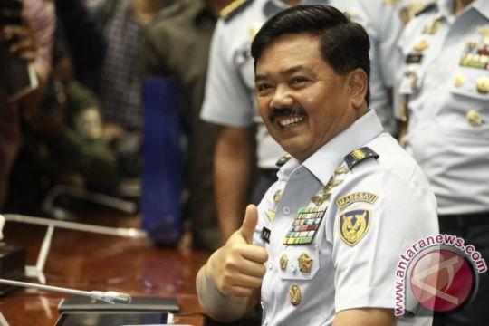 Komisi I setujui Hadi sebagai Panglima TNI
