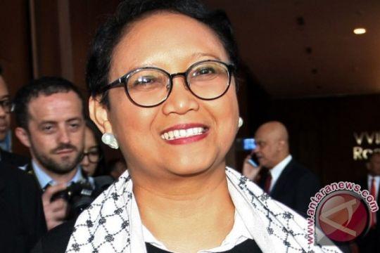 Menlu Indonesia galang dukungan Eropa untuk Palestina