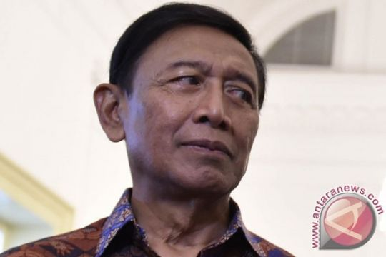 Wiranto akan tuntaskan masalah pemberhentian Oesman Sapta