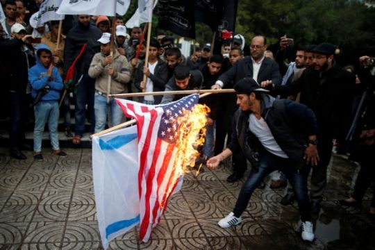 KBRI Amman imbau WNI tak kunjungi Palestina