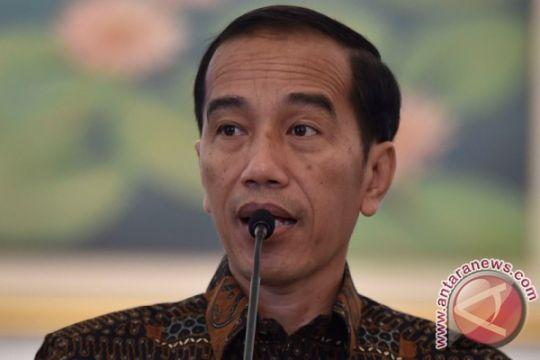 Presiden resmikan pembangunan rel ganda Sukabumi-Bogor
